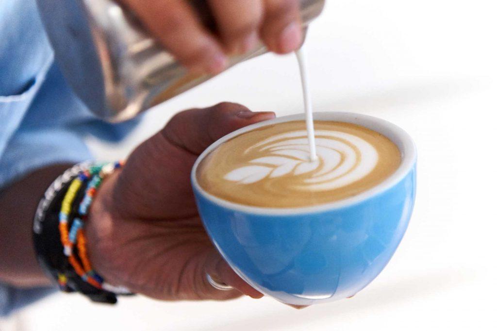 Kaizen Coffee Latte Art