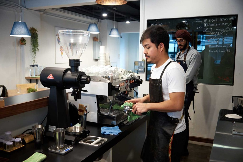 Kohi Roastery Cafe Bar