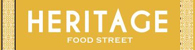 heritage food street logo